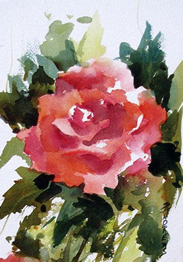 25 best ideas about watercolor on simple watercolor flowers painting flowers