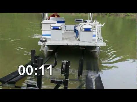 third pontoon kit poly third tube conversion kit module demonstration