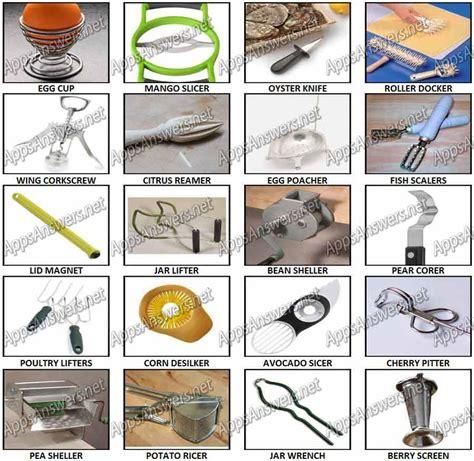 100 pics kitchen gadgets utensils level 81 level 100