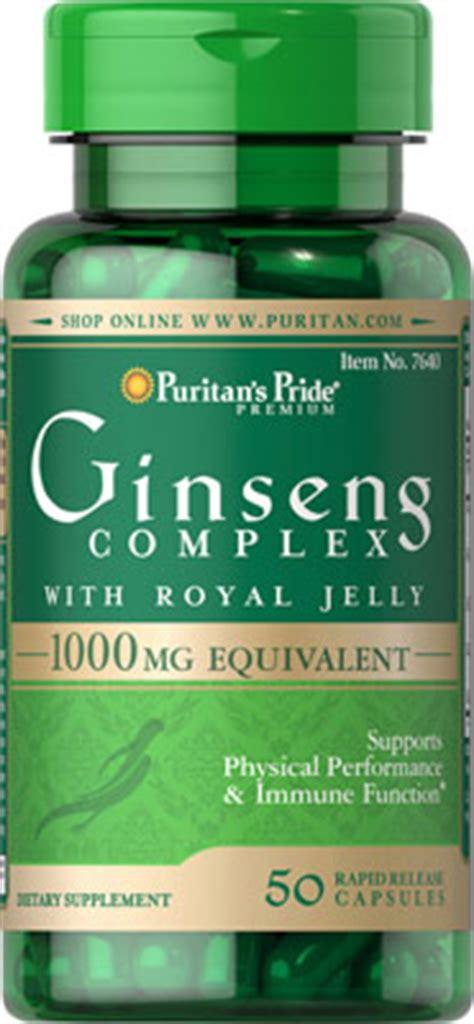 Ginseng Daily Shoo ginseng complex 3 en 1 1000 mg 50 capsulas tienda vital by vitality sense