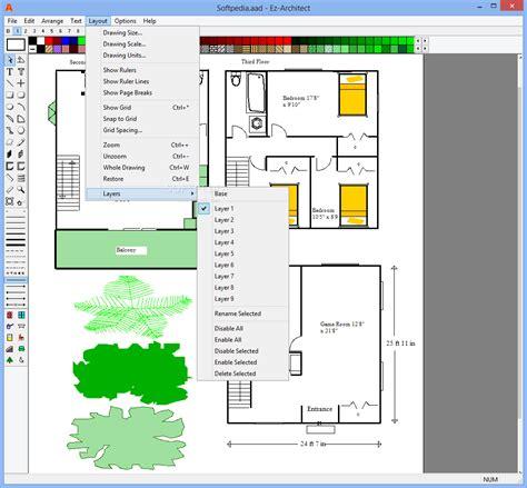Screenshot Review Downloads Of Demo Ez Architect   ez architect download