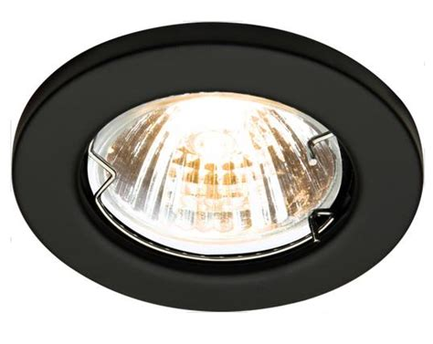 mains 240v gu10 led fixed ceiling light spotlights