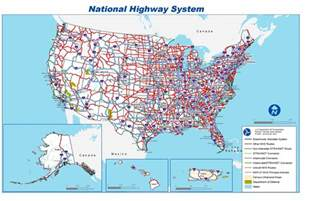 file national highway system map pdf wikimedia commons