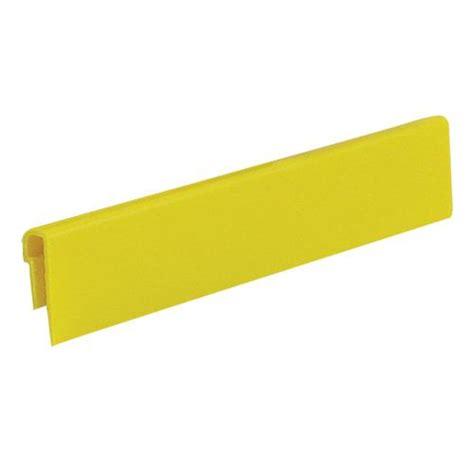 Shelf Markers by Metro Intermetro Csm6 Y 6 In Yellow Shelf Marker Etundra