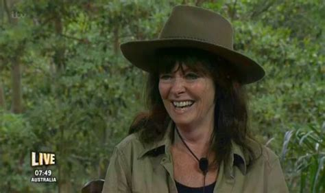 celebrity jungle tonight s trial goodbye vicki 80s actress gets the boot from i m a celeb