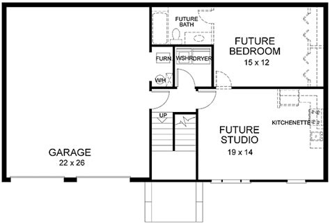 split foyer floor plans extraordinary split foyer design 2006ga architectural designs house plans
