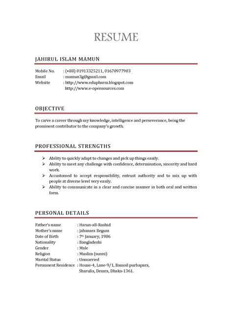resume template international experience canada resume ixiplay