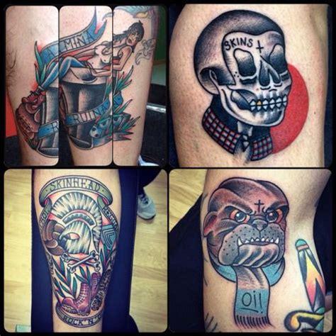 skinhead tattoos skinhead tattoos hechos en secretbridgetattoo skinhead