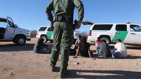 Border Patrol Arrest Records Us Citizens Make Up 80 Of Arrests At Mexican Border