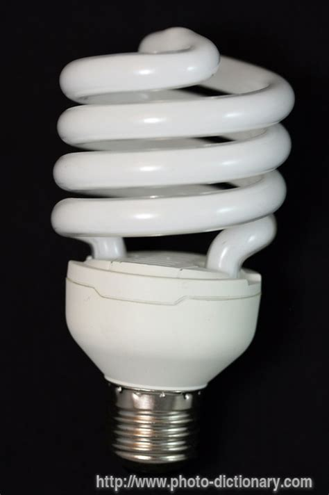 Light Bulb Definition by Fluorescent Light Bulb Photo Picture Definition At Photo