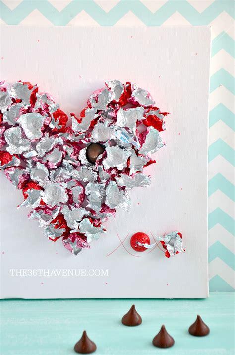 adorable valentine gift ideas the 36th avenue handmade valentine gift kisses canvas the 36th avenue