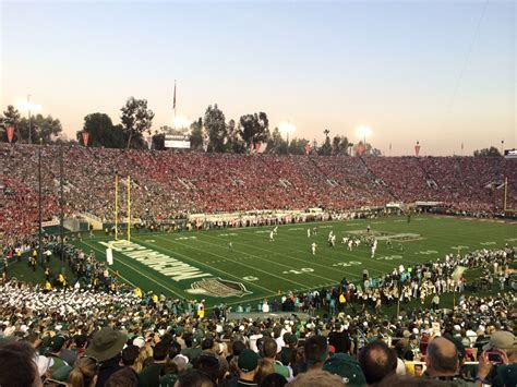 rose bowl section 15 rose bowl stadium section 15 ucla football