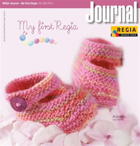 knitting pattern books for babies regia journal my first regia nr 005 baby knitting