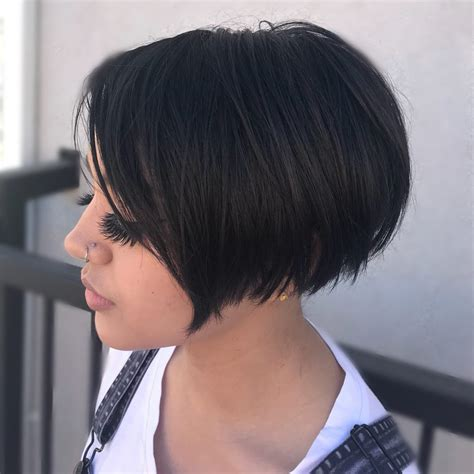 modern edgy bob haircuts the 41 ultimate short hairstyles for long faces