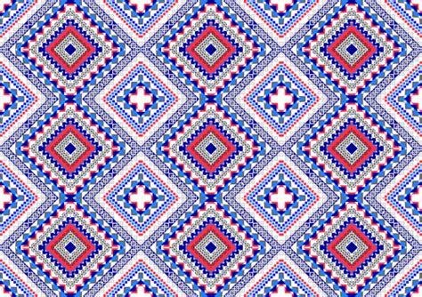 ethnic pattern svg seamless ethnic pattern design vector 01 vector pattern