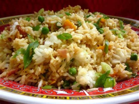 recipe of new year dishes new year fried rice recipe food