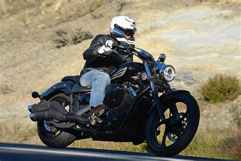 review  yamaha stryker launch bike review