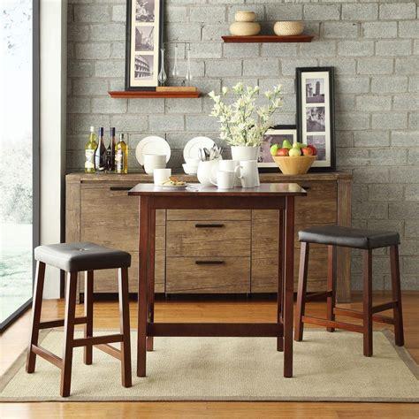 home decorators collection com home decorators collection hubbard lane 3 piece cherry bar