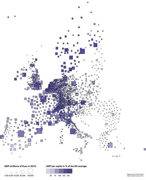 major cities of europe the largest focus is on the major cities of great britain and ireland gdp of biggest european cities daily infographics