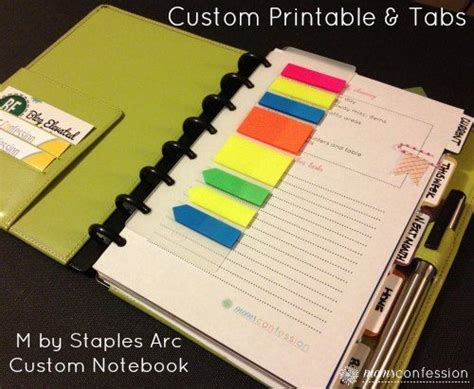 the life notebook 55 planner binder plus a disc with 25 best ideas about arc notebook on pinterest life