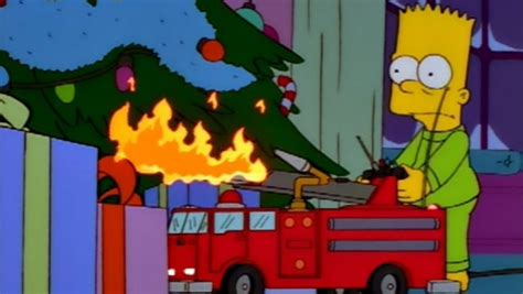 christmas tv episodes the o c simpsons family guy
