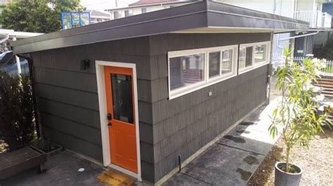 tiny house talk garage converted garage converted into 250 sq ft tiny house now for sale