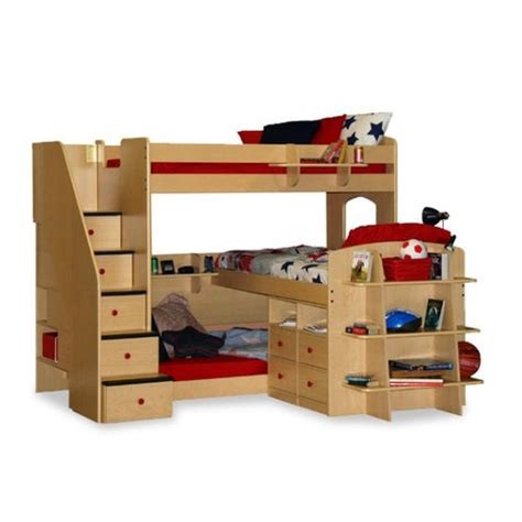 loft bunk bed with storage bunk bed with storage stairs loft bed with stairs