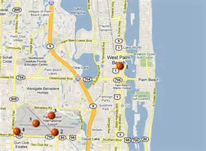 west palm weather observation history