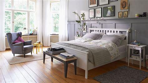 Futon Bettgestell by Hemnes Bettgestell Im Schlafzimmer Home Bedroom