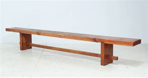 extra long bench extra long studio craft bench for sale at 1stdibs