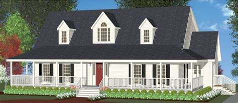 halifax 2242 square foot cape floor plan