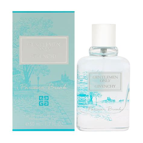 Givenchy Gentleman Only Limited Edition Edt Fraiche 100ml Parfum Pria gentlemen only parisian by givenchy 2016 basenotes net