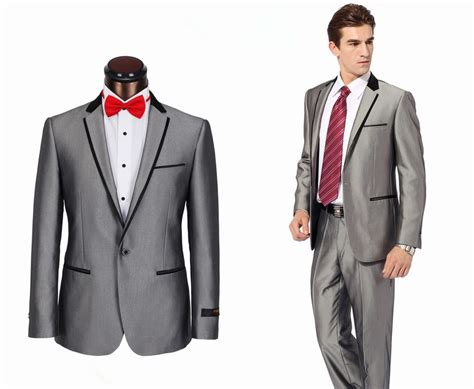 Jas Wisuda Clothing New Western Style Business Suits Mens Daily