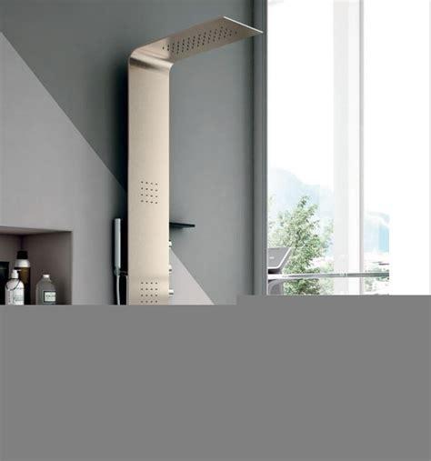 colonne docce colonne de italienne avec buse verticale lama