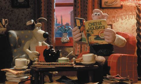 grand day  wallace  gromit