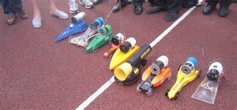 the challenge to care in schools school supersonic car challenge