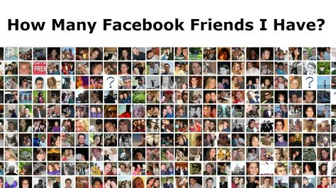 How Many Search Find Out How Many Friends You On Your Friend