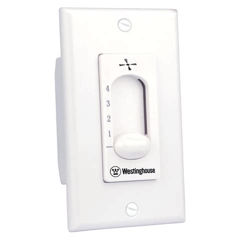 westinghouse ceiling fan wall control 7787200 the home depot