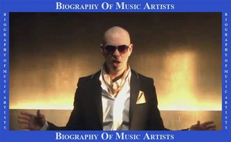 biography music artist biography of music artists biography of pitbull