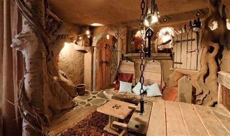 hobbit bedroom holiday like bilbo baggins hobbit hotel is a must see for