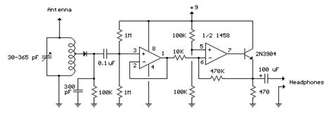 am broadcast transmitter block diagram how to build micro power am broadcast transmitter