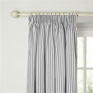 ticking fabric curtains 1000 images about curtains that inspire on pinterest