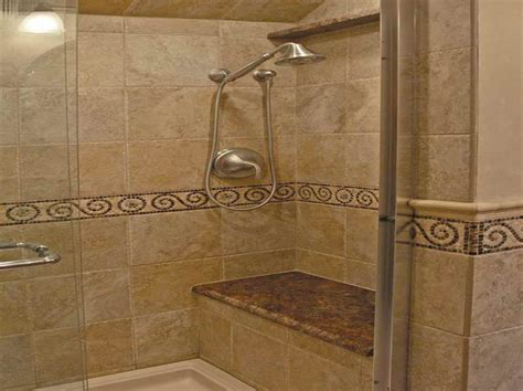 Unique Bathroom Tile Ideas Tile Ideas For Shower Walls Home Design