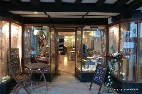 mad hatters tea room shop front picture of mad hatters tearoom bakery chester tripadvisor