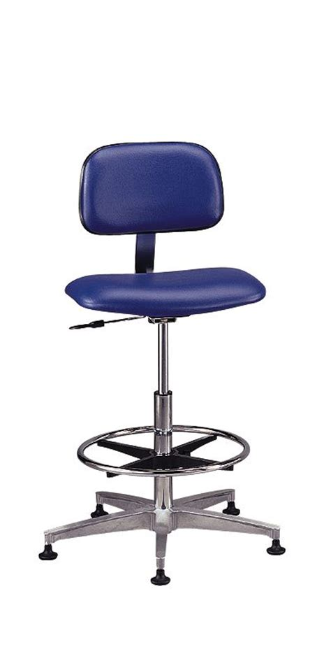 Vinyl Chair Cleaner clean room vinyl chair 24 29 height from cole parmer