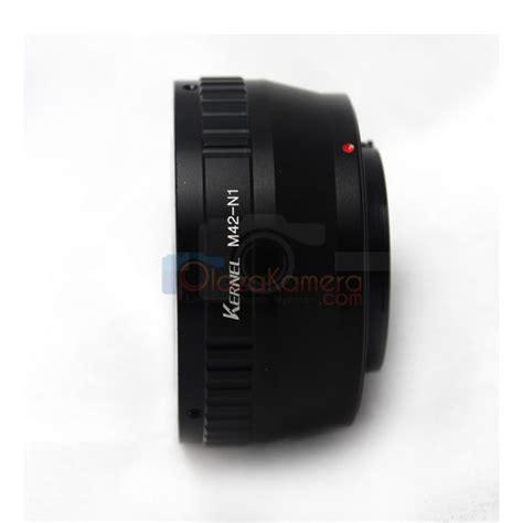 Lensa Nikon jual adapter lensa m42 ke nikon i kernel harga dan spesifikasi