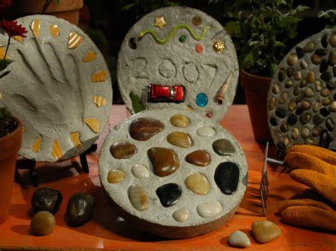 rock   garden  memories  stone diy