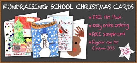 School Gift Card Fundraising - school christmas cards class fundraising