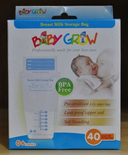 Kantung Asi Medela Breastmilk baby grow breastmilk storage bags asibayi