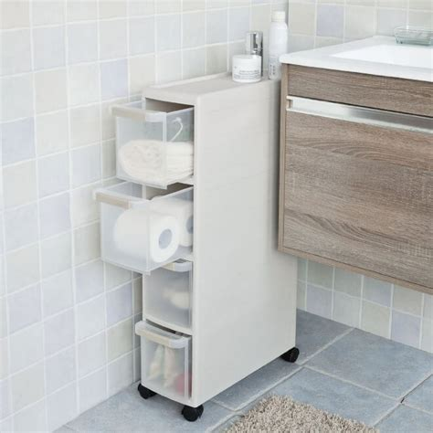 Slim Bathroom Storage Slim Bathroom Cabinet Uk Home Design Ideas
